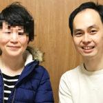 30代女性M.Kさんと院長仲井