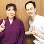 40代女性大聖子さんと院長仲井