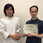 DRT開発者上原宏先生と仲井院長
